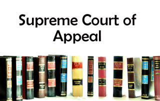 Road Accident Fund law